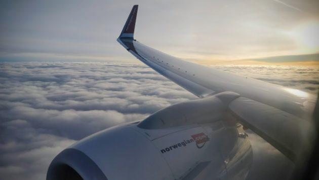EuroStat 2017 vliegtuig