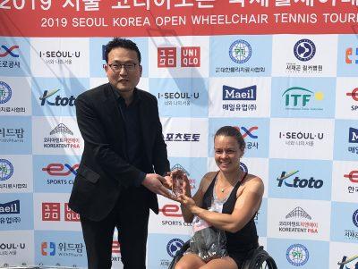 Marjolein – Korea Open