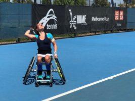 Marjolein – Melbourne Open