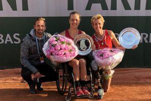 Marjolein – Roland Garros