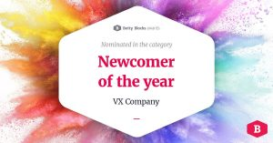 Newcomer of the Year – VX Company