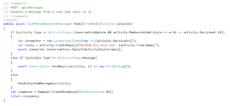 Web-api – Microsoft bot framework wat is het en hoe werkt het